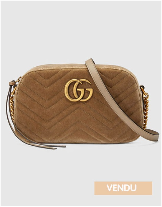 Gucci Marmont velours